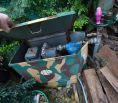Javorinka (Ga) Predaj rekonštr. zariaden.2izb bytu 54m2 tehla+krásna záhrada s altánkom 150m2