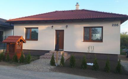 GEMINIBROKER Vám ponúka rodinný dom v obci Košická Polianka