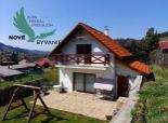 Chalupa novostavba na pokojnom mieste Beňuš Nízke Tatry