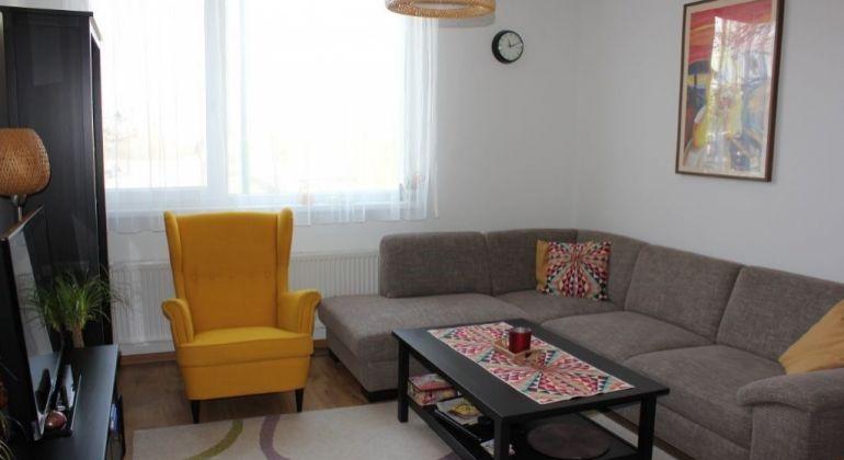 Predaj zariadený 3 izbový byt Bratislava-Rača, Račianska ulica