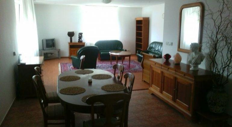 Prenájom 5 izbový byt v RD Bratislava-Staré Mesto, ulica Pod Bôrikom