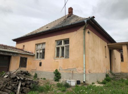 Rodinný dom Nemčice
