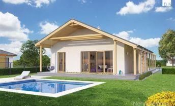 Exkluzívna ponuka !!!!   Na predaj luxusná novostavba rodinného domu v kľudnej časti mesta Nové Zámky