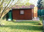 Stupava: záhrada s domčekom, 428 m2