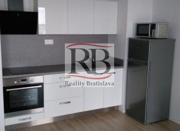 Na prenájom 1 izbový byt v novostavbe Slnečnice v Petržalke