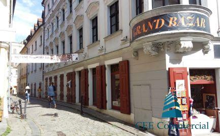Obchodný priestor vhodný pre kaviareň/reštauráciu
