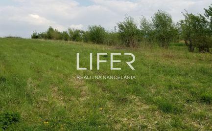 Pozemok pre rodinné domy Rosina pri Žiline 3 200 m2