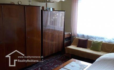2 izbový byt v centre mesta, Šafárikova ulica! Len v našej ponuke!