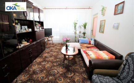 EXKLUZÍVNE !!! Na výmenu 1 izbový byt na Bysterci v Dolnom Kubíne