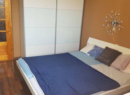 3 izbový byt  s 3 balkónmi Topoľčany / PRENAJOM