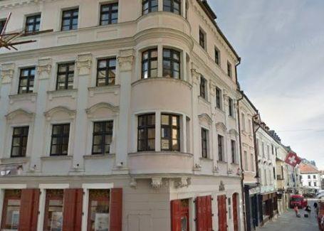 Reprezentatívna kancelária na prenájom Bratislava