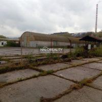 Priemyselný pozemok, Žiar nad Hronom, 8523 m²