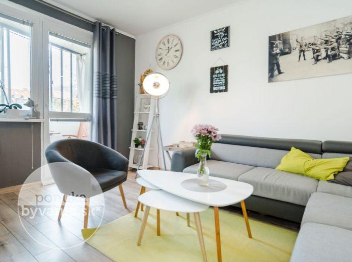 PREDANÉ - PAVLA HOROVA, 3-i byt, 68 m2 - KRÁSNA PRÍRODA hneď za domom, kompletná REKONŠTRUKCIA, ihneď VOĽNÝ