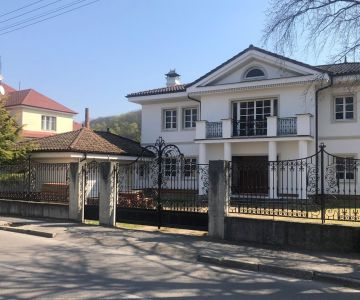 !!! Znížená cena !!! Luxusná novostavba vily v centre mesta Trenčín