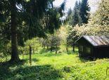 Exkluzívne len u nás - na predaj Chata v obci Kordíky / pozemok s rozlohou  1434 m2