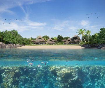 Vila na brehu Indického oceánu na predaj, Zanzibar