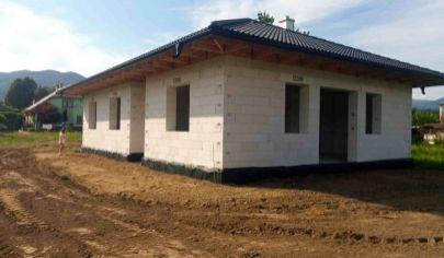 KLÁŠTOR POD ZNIEVOM 4 izbový rodinný dom novostavba na poz. 600m2, okr.Martin