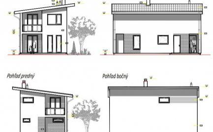 EXKLUZÍVNE - Na predaj stavebný pozemok v obci Lysica