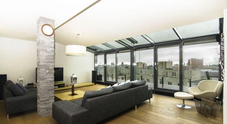 4 izbový byt s veľkou terasou a parkingom v Bratislave na Krížnej ulici - VIDEOPREHLIADKA