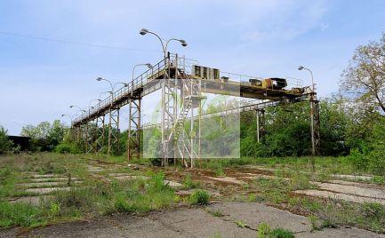 Výrobný areál s spriamym pripojením na európsku železničnú sieť.