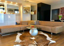 Na predaj Luxusný zariadený 3izb. byt, 87m2, Nadstavba, Sibírska ul., Nové mesto, BA