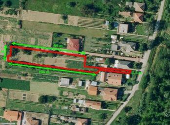 pozemok na výstavbu rodinných domov Šoporňa, Lesná ul.