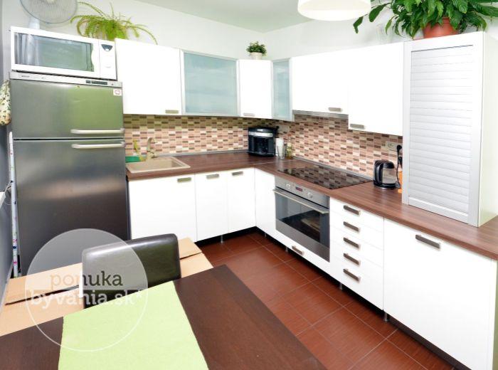 PRENAJATÉ - JASOVSKÁ, 1-i byt, 36 m2 - rekonštrukcia, ZARIADENÝ, ihneď VOĽNÝ