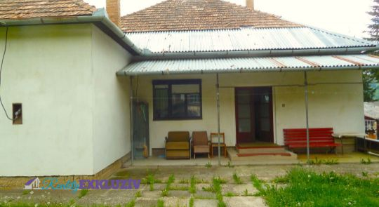 Rodinný dom na predaj Lovinobaňa, v peknom prostredí...