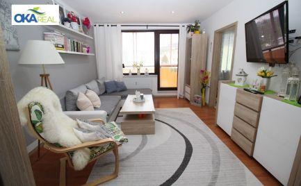 TOP PONUKA !!! Na predaj  kompletné zrekonštruovaný 2,5 izb. byt v Trstenej