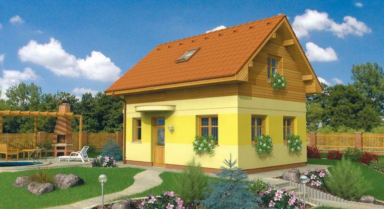 Na predaj útulný domček v Kopčanoch