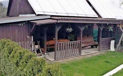 Chata na slnečnom pozemku - Brezno - Horehronie