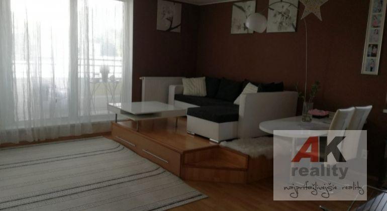 Krásny, veľkometrážny 2-izbový byt v novostavbe