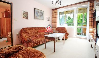 IDEÁLNY slnečný 2-izb byt (50m2) s loggiou, obklopený zeleňou / Užhorodská ul. / JUH