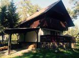 Chata v rekreačnej oblasti Tomky, Borský Sv. Jur