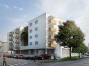 MERIDIEM / nový polyfunkčný bytový dom v Topoľčanoch