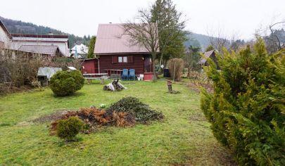 MARTIN záhradná chatka na poz. 312m2, Kolónia Hviezda