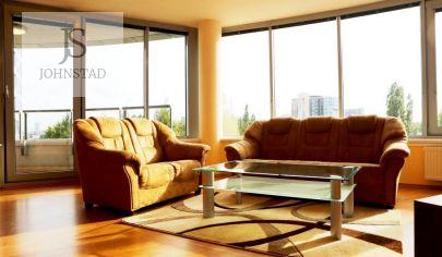 Nadštandardný 3-izbový byt v projekte III Veže + parking a pivnica