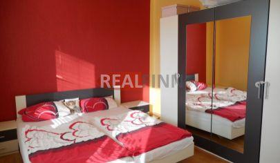 REALFINN  Prenájom, 2- izbový byt s balkónom Nové Zámky