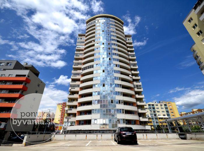 PRENAJATÉ - MAJERNÍKOVA, 2-i byt, 59 m2 – NOVOSTAVBA, štýlovo ZARIADENÝ, vyhradené PARKOVACIE STÁTIE