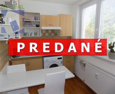 REZERVOVANÉ - Na predaj 1 izbový byt 37 m2 Prievidza Bojnická cesta 19019 bvreal.sk