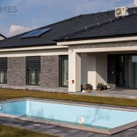Rodinná vila, Zvončín, 258 m², Novostavba