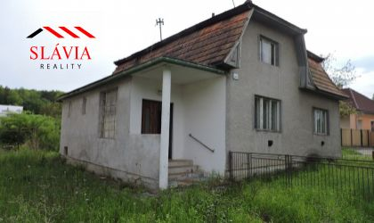 Rodinný dom Zlatníky s pozemkom 466m2, 42000€
