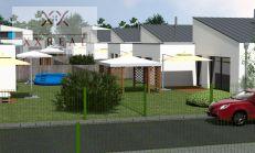 PREDAJ - 4i domy v prevedení štandard - Chocholná Zábrežie - dom F1 a F4