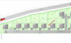 TAKMER VYPREDANÉ - pozemok pre výstavbu rodinného domu v obci Slávnica (700m2, 887m2, 895m2)