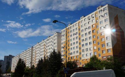 3 izbový slnečný byt na Rozkvete