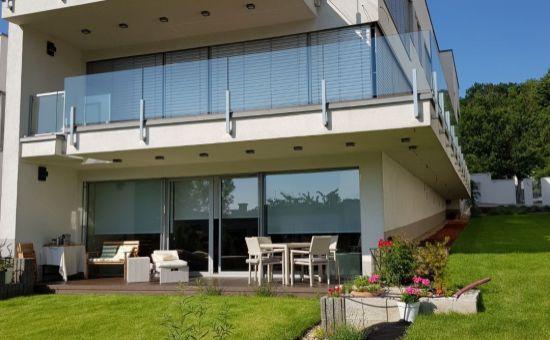ARTHUR - Prenájom bytu v Horskom parku, lukratívny, slnečný, zariadený - 173 m2 užívateľskej plochy