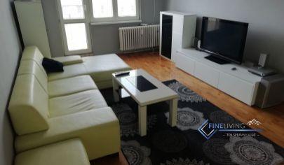 Priestranný 2 - izb. byt v užšom centre s klimatizáciou