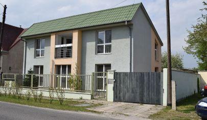 Rodinný dom Šaštín-Stráže
