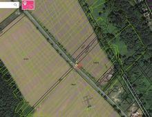Na predaj rozľahlý pozemok 1327 m2 na začiatku obce BORINKA.