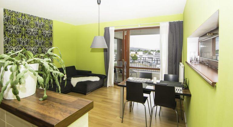 Veľký 3 - izbový byt s terasou v projekte Triangel